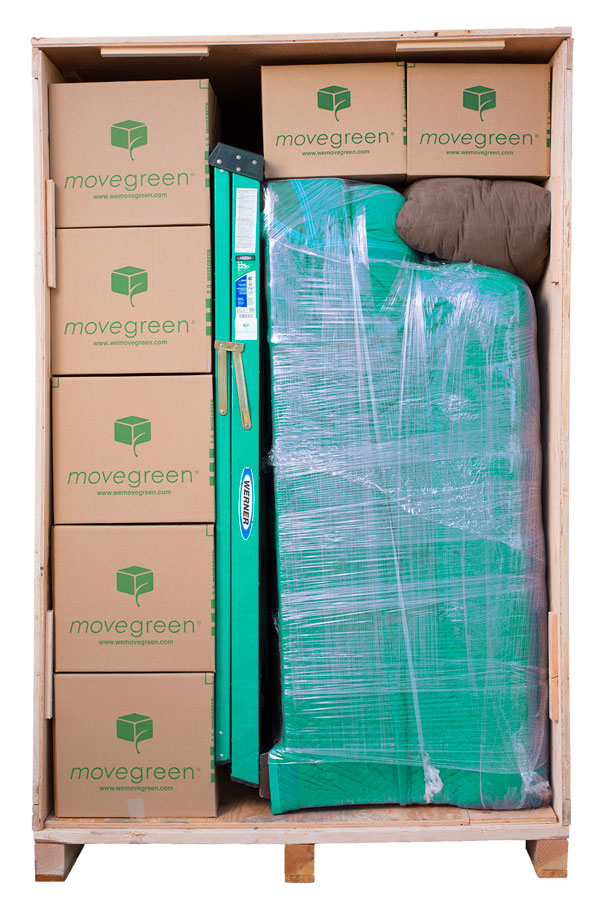 Movegreen Storage Container