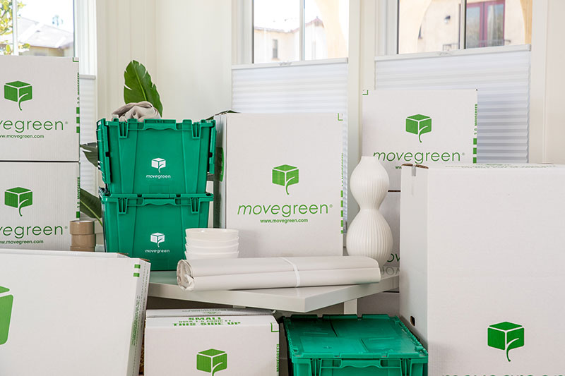 Mover Packing Kitchenware