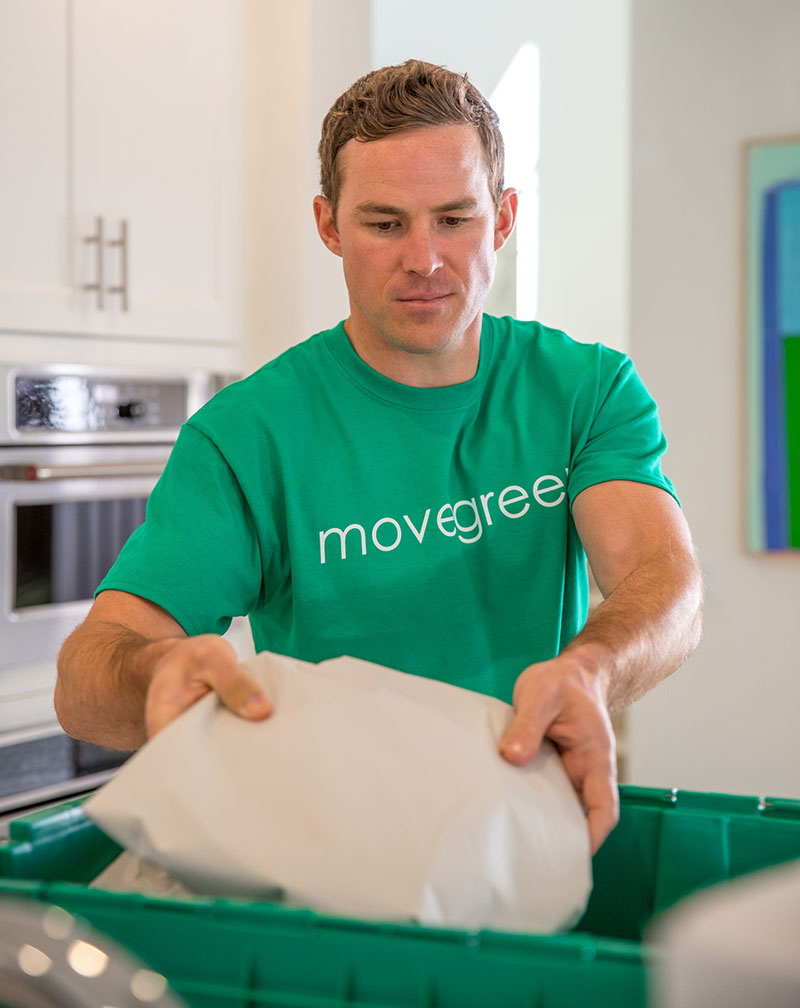 Movegreen Eco-friendly packing services