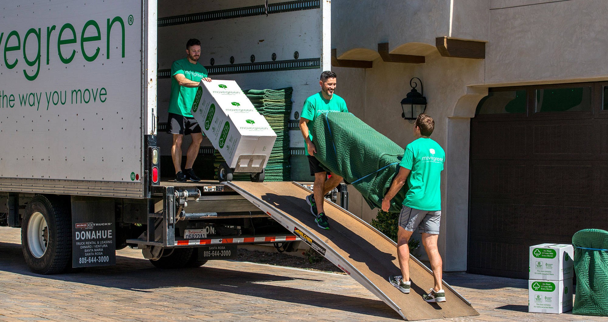 Tips for hiring a professional moving company in Southern California