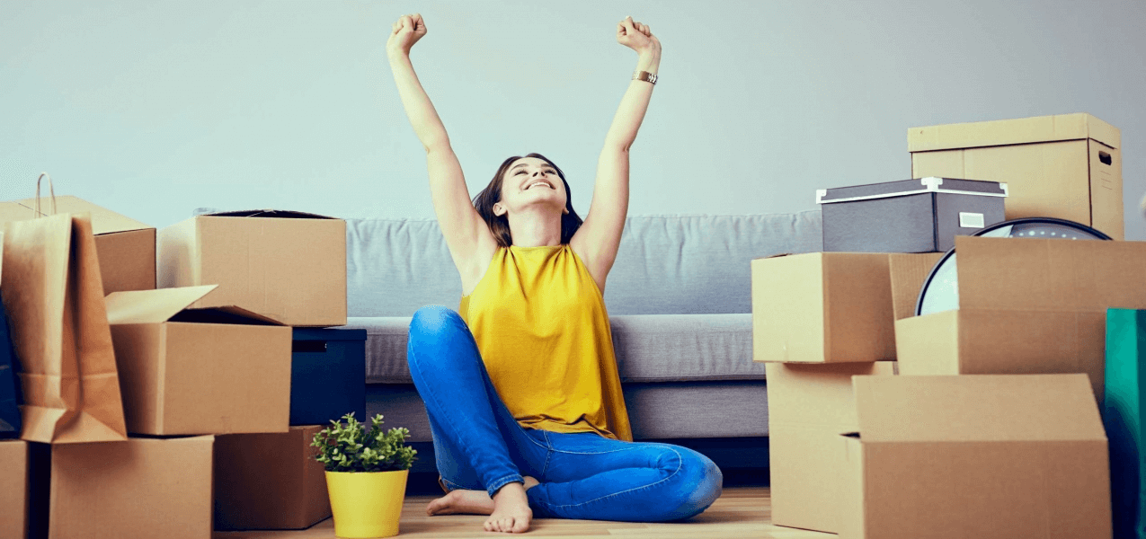 Moving Hacks for a Less Stressful Move